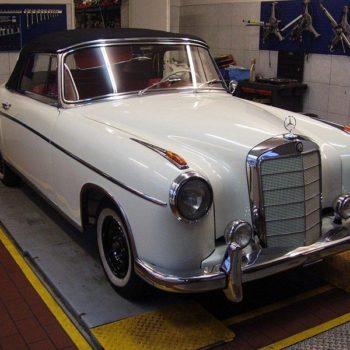 Renowacja samochodów zabytkowych